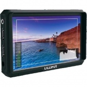 "Накамерный монитор 5"" Lilliput A5 IPS 1920х1080 HDMI вход/выход 4K"