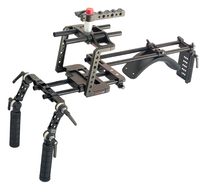 Риг обвес BlackMagic camera Camtree Hunt CH-1 shoulder rig  cage