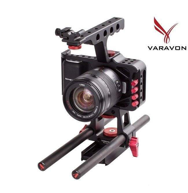 Клетка VARAVON CAGE для BlackMagic Pocket Cinema Camera BMPCC