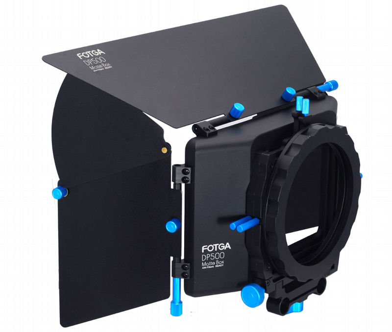 Компендиум Fotga DP500 Mattebox