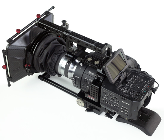CAMTREE Hunt Sony FS-700 Camera Cage