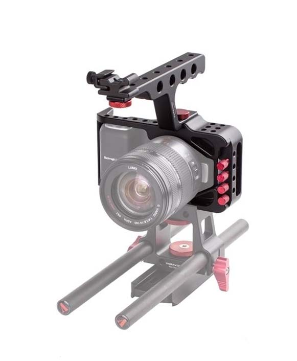 Клетка Varavon BMPCC Cage для BlackMagic Pocket Cinema Camera