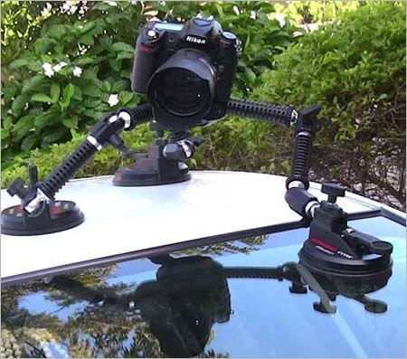 Автогрип CAMTREE Gripper G-51-Suction Campod Mount