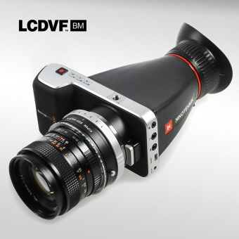 Видоискатель Kinotehnik LCDVF BM для BlackMagic Pocket Cinema Camera